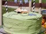 Camouflage Birthday Decorations Making A Camouflage Birthday Cake Tutorial Teresa