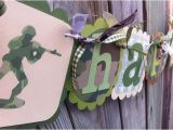 Camouflage Happy Birthday Banner Items Similar to Army Men Camo Happy Birthday Banner On Etsy
