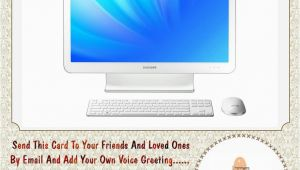 Can I Send A Birthday Card by Email Audio Greeting Cards that You Can Send This is A Audio