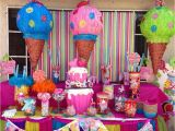 Candy Decorations for Birthday Party Candy Birthday Quot Candy Land Quot Catch My Party