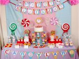 Candy Decorations for Birthday Party Candy Land Birthday Party