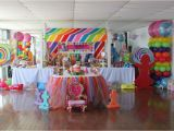 Candy Decorations for Birthday Party Candy Land Sweet Shoppe Birthday Party Ideas Photo 16 Of