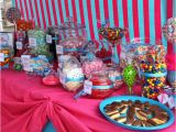 Candy Decorations for Birthday Party House Kid Birthday Party Decoration and Candy Buffet Ideas