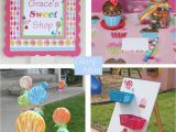 Candy Decorations for Birthday Party Inspiration Candy Land Party Ebda3