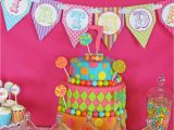 Candy Shop Birthday Party Decorations Halle S 7th Candy Shoppe Birthday Party