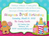 Candyland Birthday Invites Candyland Wallpapers Wallpaper Cave