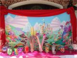 Candyland Birthday Party Ideas Decorations Candyland theme Party Decoration On Vimeo