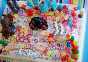 Candyland Birthday Party Ideas Decorations Themed