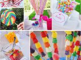 Candyland Birthday Party Ideas Decorations Sweet Candyland Birthday
