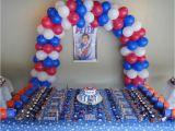 Captain America Birthday Decorations Captain America Birthday Party Ideas Purpletrail