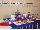 Captain America Birthday Decorations Captain America Party A to Zebra Celebrations