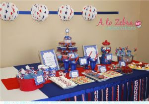 Captain America Birthday Decorations Captain America Party A to Zebra Celebrations