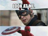 Captain America Birthday Meme Cthutube the Best Captain America Civil War Spider Man