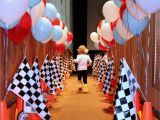 Car themed Birthday Decorations the Making Of Kate 39 S Cars Birthday Party All Things G D