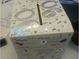 Card Box for Birthday Party 90th Birthday Card Box