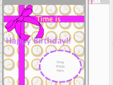 Card Making Websites for Free Birthday Birthday Card Border Templates New Calendar Template Site