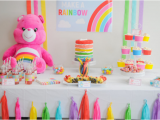 Care Bear Birthday Party Decorations Beth Project Nursery