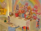 Care Bear Birthday Party Decorations Care Bears Birthday Quot Care Bears for Emma 3 Quot Catch My Party