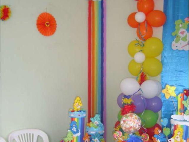 Care Bear Birthday Party Decorations Ositos Carinositos Bears