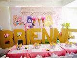 Care Bears Birthday Party Decorations Kara 39 S Party Ideas Care Bears themed Birthday Party Kara