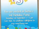 Care Bears Birthday Party Invitations Care Bear Birthday Invitations Best Party Ideas