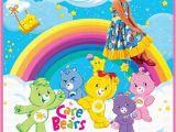 Care Bears Birthday Party Invitations Care Bears Photo Birthday Invitation