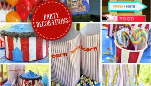 Carnival Birthday Party Decoration Ideas Carnival Party Ideas Circus Party Ideas at Birthday In A Box