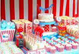 Carnival Birthday Party Decoration Ideas Circus Party Ideas