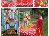 Carnival Decorations for Birthday Party A Carnival Circus themed Birthday Party Driven by Decor