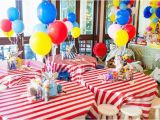 Carnival Decorations for Birthday Party Kara 39 S Party Ideas Circus Carnival Birthday Party Via