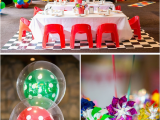 Carnival Decorations for Birthday Party Kara 39 S Party Ideas Circus Carnival Boy Girl 5th Birthday