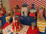 Carnival themed 1st Birthday Girl Carnival Birthday Party Project Nursery