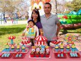 Carnival themed 1st Birthday Girl Kara 39 S Party Ideas Circus Carnival themed Boy Girl 1st