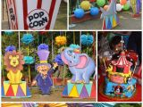 Carnival themed 1st Birthday Girl Kara 39 S Party Ideas First Birthday Carnival Party Planning