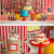 Carnival themed Birthday Party Decorations Kara 39 S Party Ideas Circus Carnival Boy Girl 5th Birthday