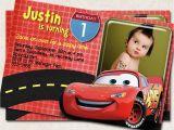 Cars 1st Birthday Invitations Car Birthday Party Invitations Best Party Ideas