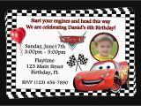 Cars 1st Birthday Invitations Free Printable Birthday Invitations Cars