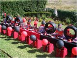 Cars 2 Birthday Party Decorations Disney Cars Birthday Party Ideas Yvonnebyattsfamilyfun
