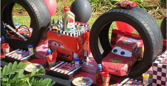 Cars 2 Birthday Party Decorations Disney Ideas Yvonnebyattsfamilyfun