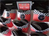 Cars 2 Birthday Party Decorations Race Car Birthday Party Ideas Printable Party Decorations