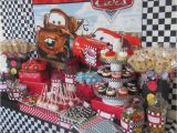 Cars 2 Decorations for Birthday Parties Disney Cars Birthday Party Ideas Photo 2 Of 35 Catch