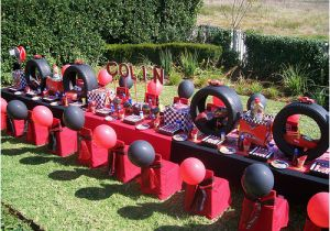 Cars 2 Decorations For Birthday Parties Disney Party Ideas Yvonnebyattsfamilyfun