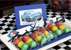 Cars 2 Decorations For Birthday Parties Disney Ice Cream Party