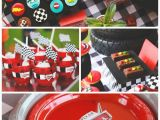 Cars 2 Decorations for Birthday Parties Kara 39 S Party Ideas Disney Cars Birthday Party Via Kara 39 S