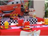 Cars 2 Decorations for Birthday Parties Real Party Disney 39 S Cars 2 Movie Screening Pizzazzerie
