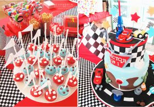 Cars Decorations for Birthday Hector S Cars Birthday Party Euphoria