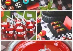 Cars Decorations For Birthday Parties Kara 39 S Party Ideas Disney Via
