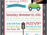 Cars First Birthday Invitations 1000 Ideas About Cars Birthday Invitations On Pinterest