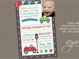 Cars First Birthday Invitations Cars 1st Birthday Invitation First Birthday Cars Invitation