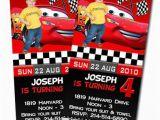Cars themed Birthday Invitations 17 Best Ideas About Cars Birthday Invitations On